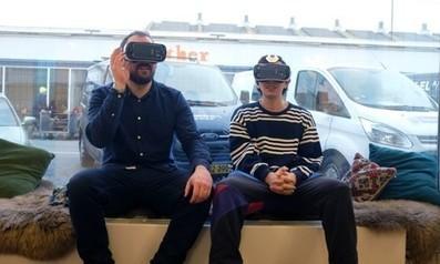 World's first virtual reality store opens in Copenhagen | metaverse musings | Scoop.it
