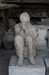 Pompeii meets grey hair | LVDVS CHIRONIS 3.0 | Scoop.it