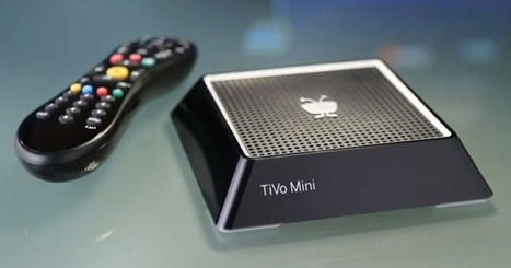 TiVo Moves Storage Of TV Shows Into The Cloud With New Network DVR Service | TechCrunch | On Top of TV | Scoop.it
