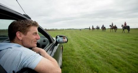 Move into training no replacement for adrenalin-charge of riding | Horse Racing News | Scoop.it