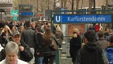 Berlin's famous boulevard: Kurfürstendamm | All media content | DW.DE | 28.04.2015 | Angelika's German Magazine | Scoop.it
