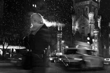 Black and White Street Photography by Satoki Nagata | Graduate Student in Art Education | Scoop.it