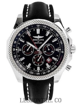 Breitling Bentley Barnato Royale Ebony Dial Montre Chrono A2536824/BB11 Replique | Best Swiss Replica Watches From China | Scoop.it