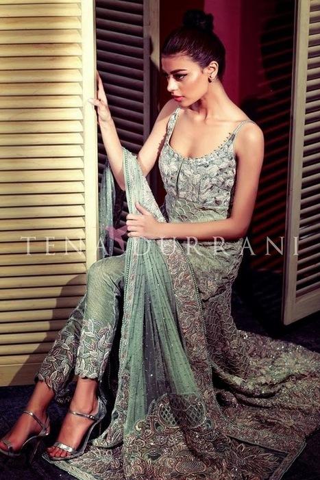 Tena Durrani Wedding Dress Up For Women | Your Choice For Dress | Your choice for dress | Scoop.it
