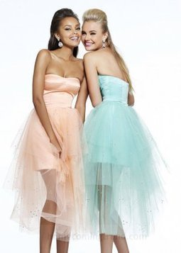 Short Peach Seafoam Flirty Party Dresses 2014 [party dress 21246] - $163.00 : Customized prom dresses,homecoming dresses,wedding dresses,Save up to 65% | prom dresses 2014 | Scoop.it
