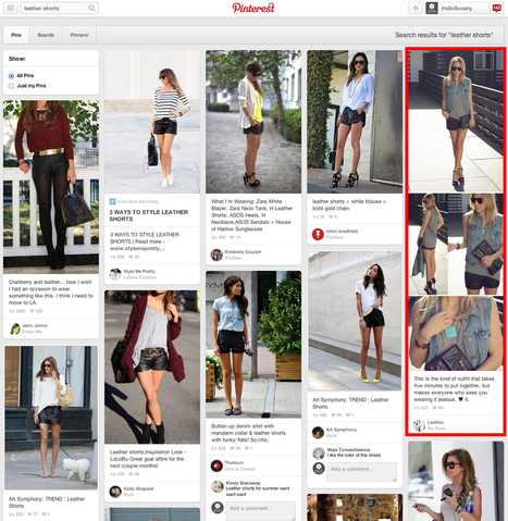 5 Reasons Why People Love Shopping On Pinterest | Pinterest | Scoop.it