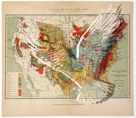 Cartographic Birds and Plants | Geography Education | Scoop.it