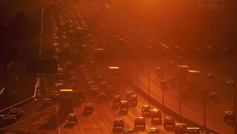 Así se gestionará el tráfico (y la contaminación) en las ciudades del futuro | Infraestructura Sostenible | Scoop.it