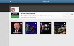 LDS Church joins Instagram - Deseret News | Latter-day Living | Scoop.it
