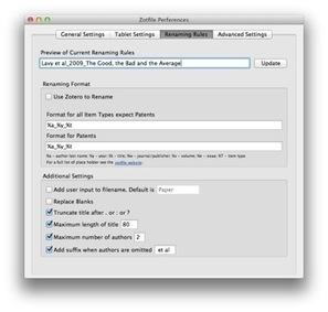 ZotFile - Advanced PDF management for Zotero | Zotero | Scoop.it