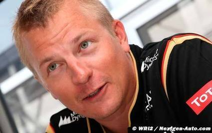 Rally made Raikkonen better F1 driver - Solberg | TOP F1 Notices | Scoop.it