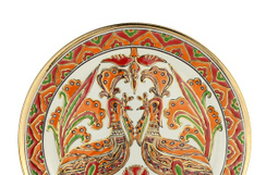 Greek Hand Painted Tourist Plates | Retro Mojo | Scoop.it