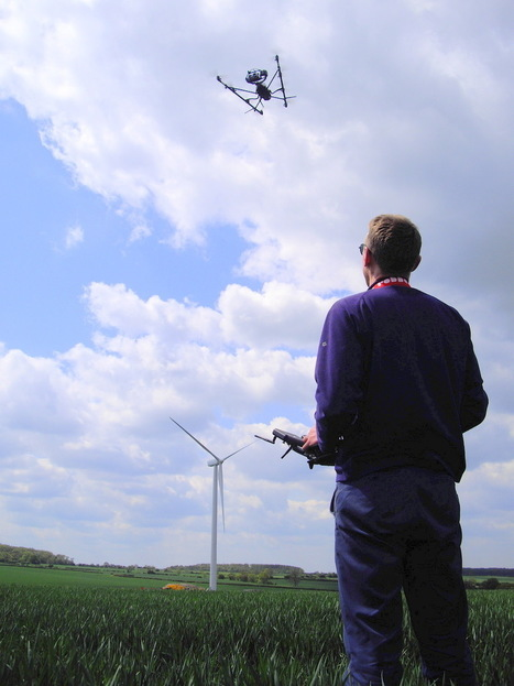 Attack of the drones to fight tree rot in Scotland | sUAS News | Rise of the Drones | Scoop.it