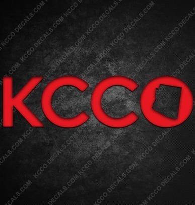 #Arizona #KCCO Sticker - KCCOdecals.com | KCCO | Scoop.it