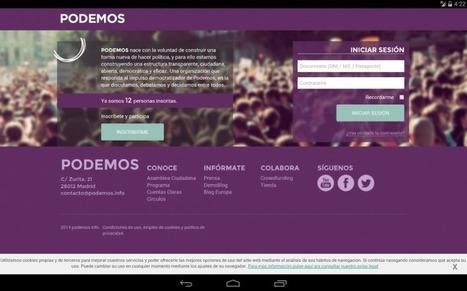 Aplicaciones para las elecciones y la nueva política | Teléfonos móviles, Politicas, Elecciones, Participación Ciudadana, Comunicación Política | Scoop.it