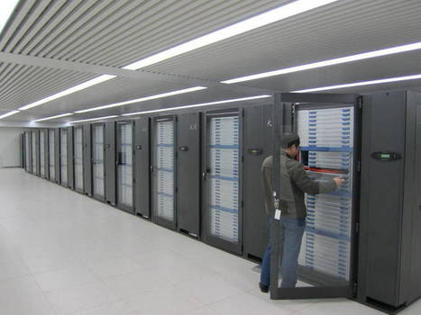 The ten fastest supercomputers on the planet in pictures | Gadget Blog | Jacob gadget | Scoop.it