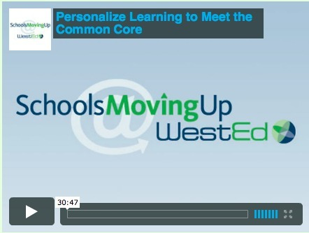Personalize Learning to Meet the Common Core - Video and Audio Archive | UDL - Universal Design for Learning | Scoop.it