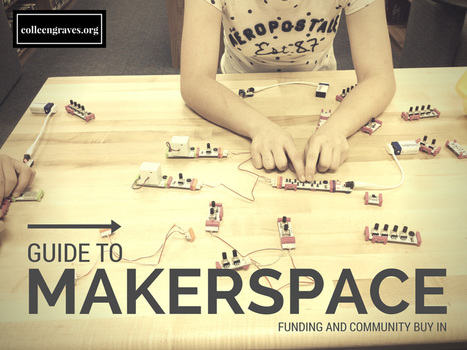 Getting Buy In for Your Makerspace via @GravesColleen | Edu Technology | Scoop.it