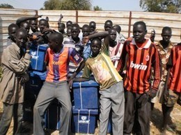 South Sudan army release 53 child soldiers - Sudan Tribune: Plural news and views on Sudan | Child soldiers of the Sudan | Scoop.it