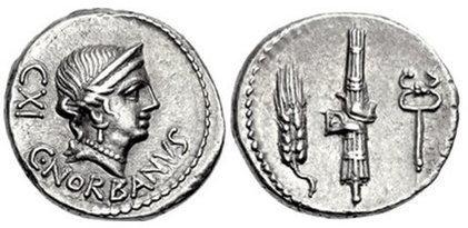 Desde Roma con candor. Arte monetario de la República Romana (II) | Mundo Clásico | Scoop.it