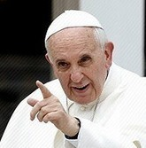 """Francis: """"God Does Not Exist - The Three Persons Exist!""""   NOVUS ORDO WATCH   Pope   Scoop.it"""