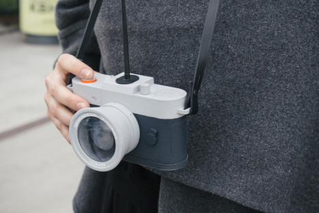 Camera Restricta, l'appareil qui vous force à prendre des photos originales   Ca m'interpelle...   Scoop.it