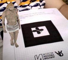 Invitez l'homme de Neandertal chez vous ! | QR-Code and its applications | Scoop.it