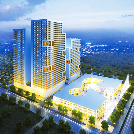 Commercial Office Space Near Metro | Noida Expressway Projects | Mist Avenue - Bhasin Group | Scoop.it