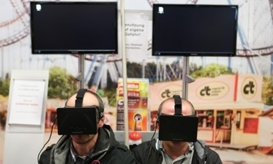 CES shows us that marketing is about to get a whole lot more immersive - The Guardian (blog) | Marketer's Paradise | Scoop.it