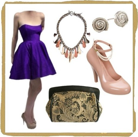 Eco Fashionable New Year's Eve Outfit Ideas | HeartSleeves | Chic Sustainable Fashion | Scoop.it