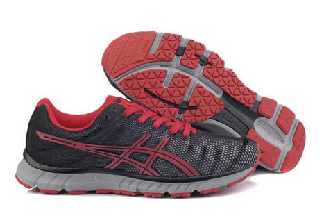 Mens Asics Gel Speedstar 6 Trainers Blue Black Red Shoes | popular and new list | Scoop.it