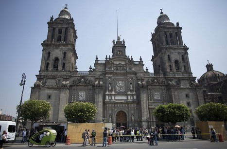 Mexican experts find early burial in 1st colonial cathedral | The Washington Post | Kiosque du monde : Amériques | Scoop.it