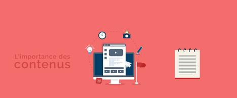 Produire du contenu web : pourquoi est-ce si important ?   Content Marketing, Marketing par Contenus et Brand Content   Scoop.it