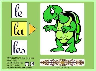 PEPIT des exercices éducatifs de la maternelle au secondaire | formation reseaux sociaux, internet, logiciels | Scoop.it