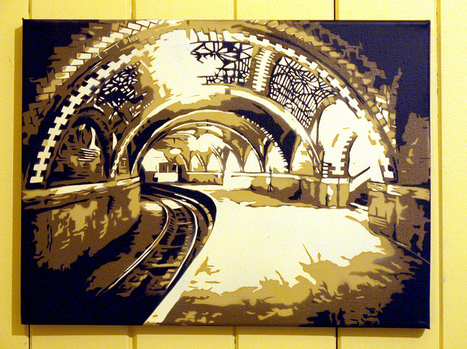 Abandoned City Hall Subway Station NYC   Flickr   Modern Ruins   Scoop.it