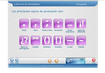 BANCO TIC | Aplicación para trabajar los signos de puntuación ~ La ... | EDUCACIÓN Y TIC | Scoop.it