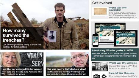 BBC's World War One website | World War 1 | Scoop.it