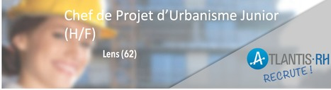 Chef de Projet Urbanisme Junior (H/F) | Emploi #Construction #Ingenieur | Scoop.it