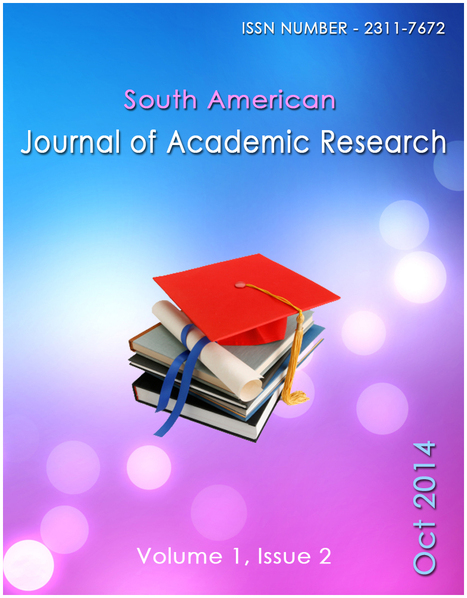 Launch of South American Journal of Academic Research, Vol 1 , Issue 2 | Online Academic and Educational Research Journals | Scoop.it