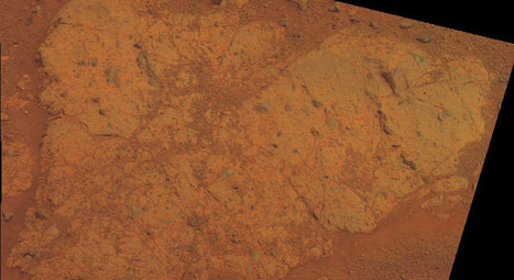 NASA Rover Inspects Next Rock at Endeavour - NASA Jet Propulsion Laboratory | Planets, Stars, rockets and Space | Scoop.it