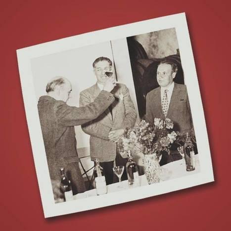 C'&eacute;tait hier,...04 Ao&ucirc;t ...<br/>Avril 1948 ... Fitou 1er AOC en Vin Rouge du Languedoc !.... | Verres de Contact | Scoop.it