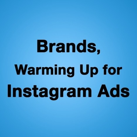 10 Amazing Instagram Ads, Before Instagram Ads Even Exist | Social Media Strategist | Scoop.it