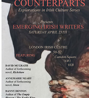 New Irish writers tackle culture in Camden | The Irish Literary Times | Scoop.it