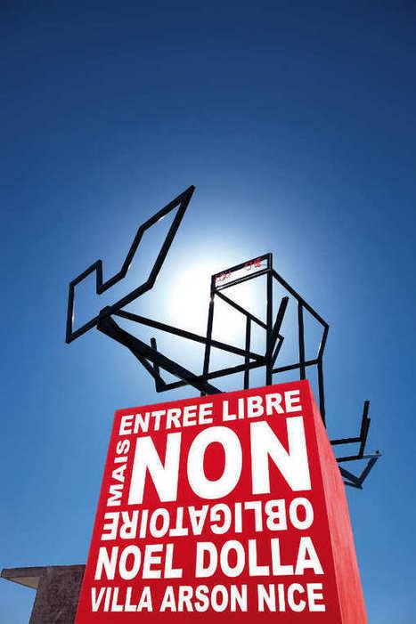 Expo en cours ENTRÉE LIBRE MAIS NON OBLIGATOIRE / Noël Dolla   Blow-Art   Scoop.it