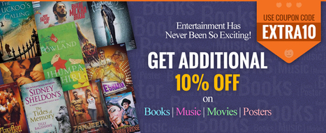 Best Price Offers on Media: Discount Offers on Books & Media Items - Infibeam.com | Best Deals On Books | Scoop.it