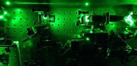 "For the first time, scientists ""squeeze"" light one particle at a time 