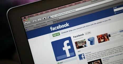 Study: 30% of Americans Get Their News on Facebook   Aprendiendo a Distancia   Scoop.it