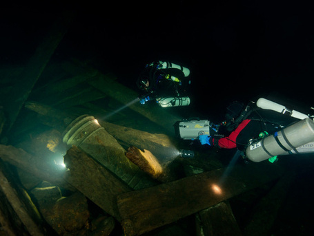Filming the Mars | Ocean Discovery - Shipwreck Mars 1564 | Dykning | Scoop.it