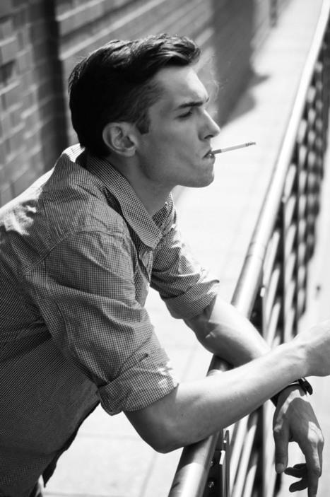 Michal Ziolkowski by Jakub Kaczuk-Kuziak | Daily Male Models | Male Models Smoker | Scoop.it