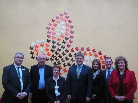 Visit to the Louise Hamilton Centre for Palliative Care | Brandon Lewis | Louise Hamilton Centre | Scoop.it